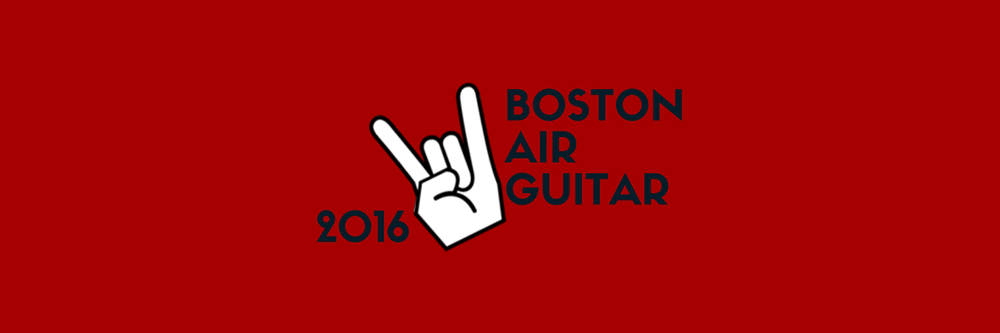 Boston Air Guitar
